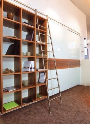 Stainless Steel Rolling Library Ladders Specialty Doors Sweets Library Ladder Ladder Library Bookshelves