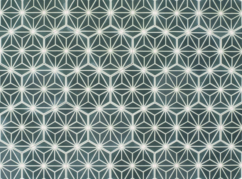 Marokk - Marokkanske cementfliser og tæpper
