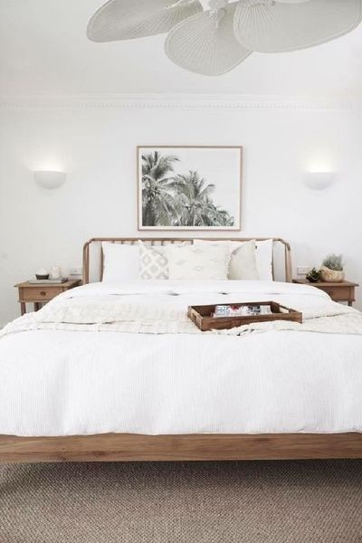 41 Incredible Bedroom Makeover and Renovation Ideas to Try Now #coastalbedrooms