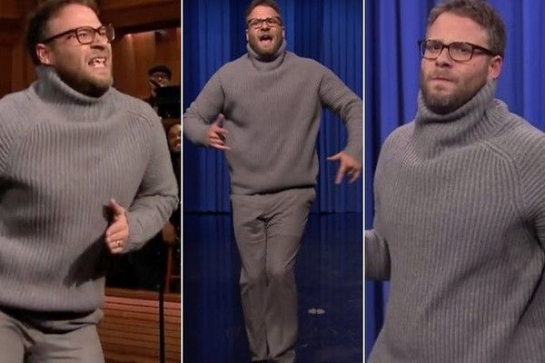 cool Seth Rogen Took Time Away from His Sausage Party to Slay Drake
