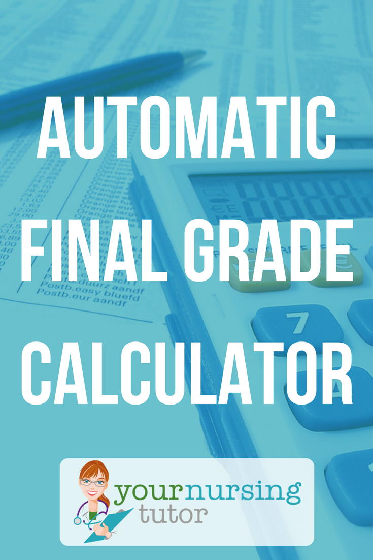 How To Add Up Grades To Get Final Grade