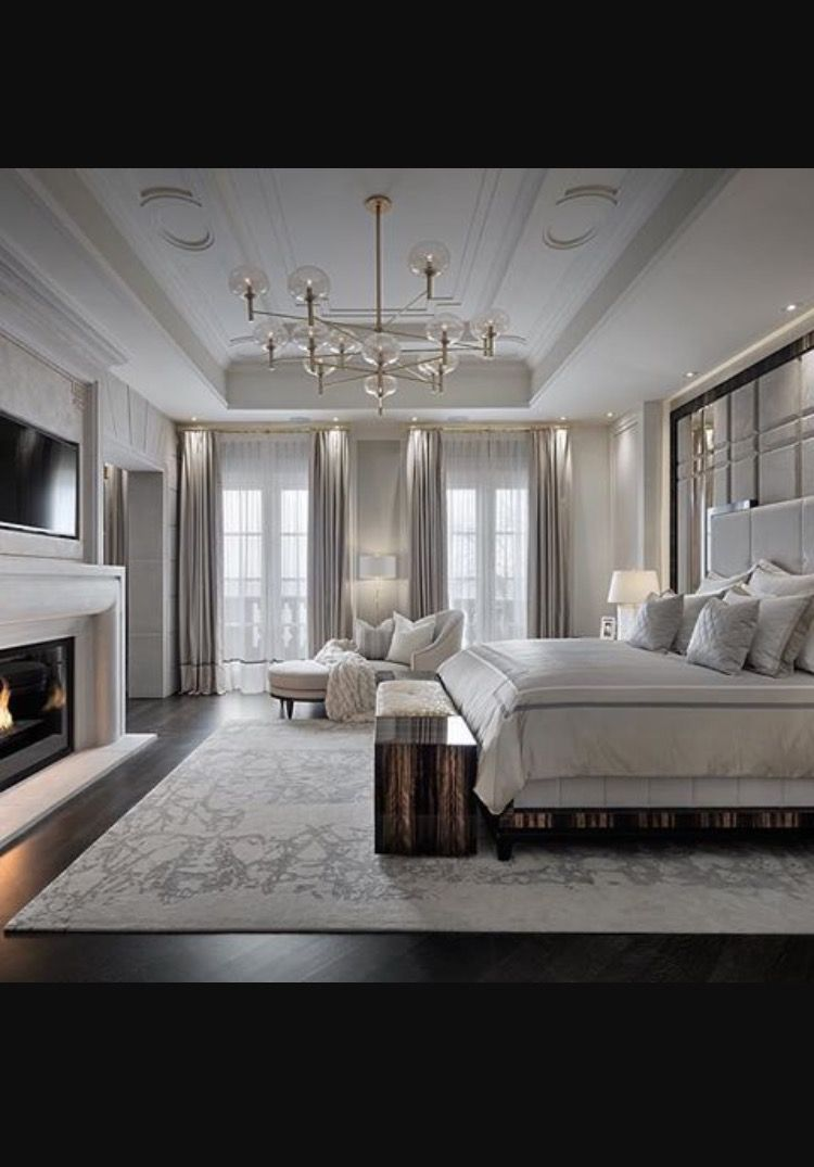 This Is The Perfect Bedroom Luxury Bedroom Design Master