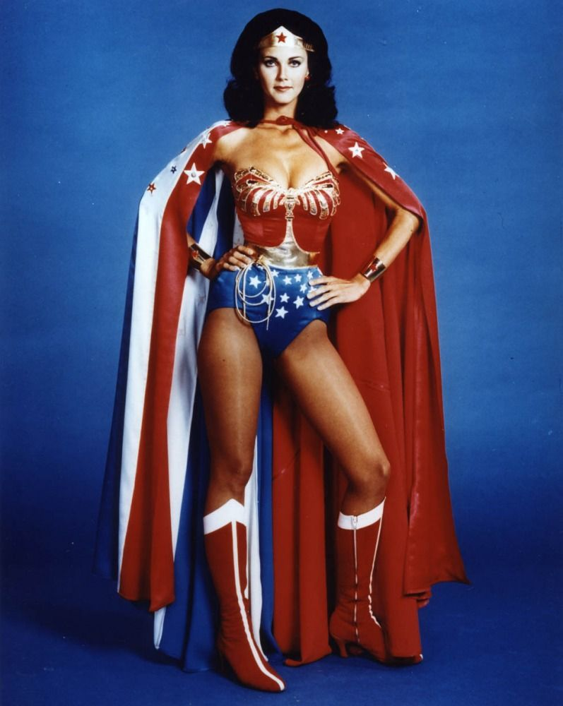 Who played wonder woman in the 80s-7086