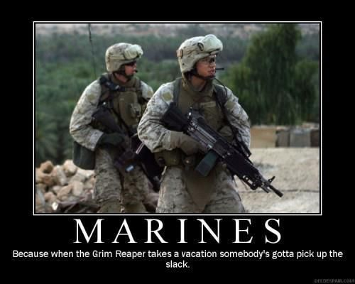 Marine Corps Quotes Prepossessing Marine Quotes Inspirational  Marine Corps Motivational Posters . Decorating Design
