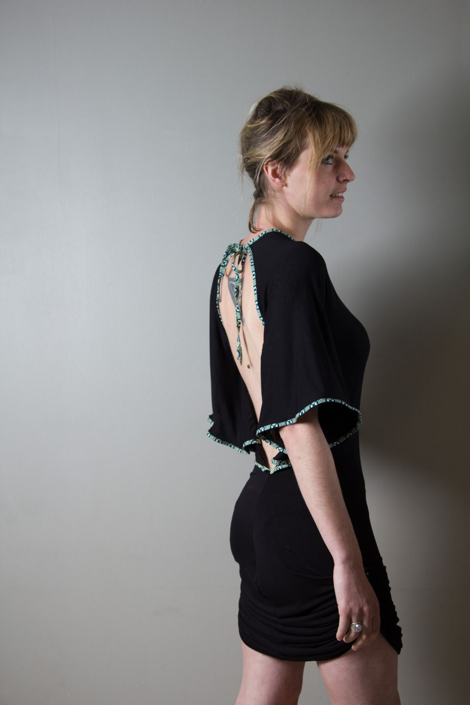 Jupe longue et asymétrique pour femme, jupe taille haute bohème ... 396d24e9934