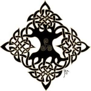 celtic tree of life art want to get something celtic for. Black Bedroom Furniture Sets. Home Design Ideas