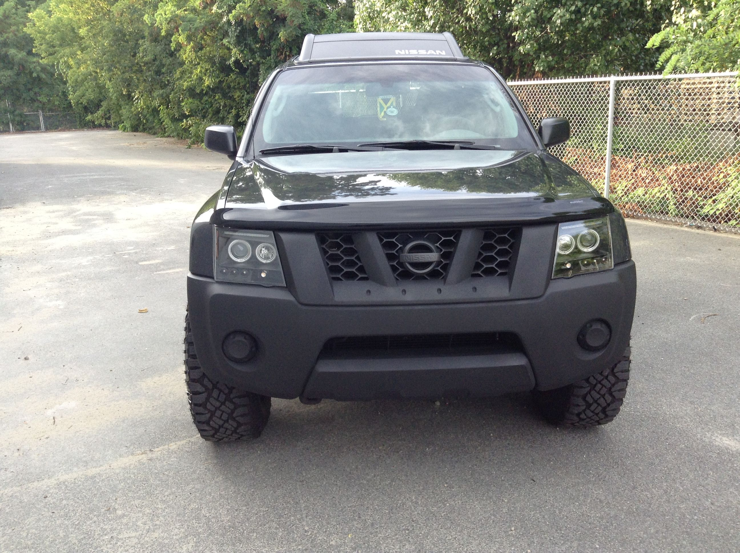 How to official stealth rims thread second generation nissan xterra forums pimp my ride pinterest nissan xterra nissan and cars