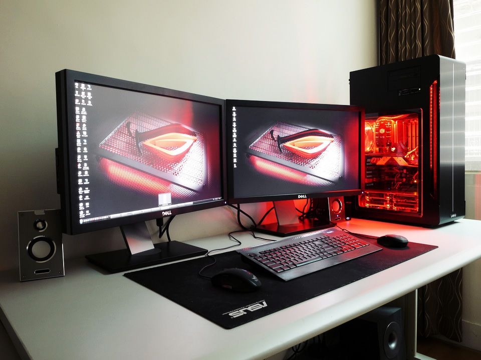 239 best computer battlestations and cases images on pinterest