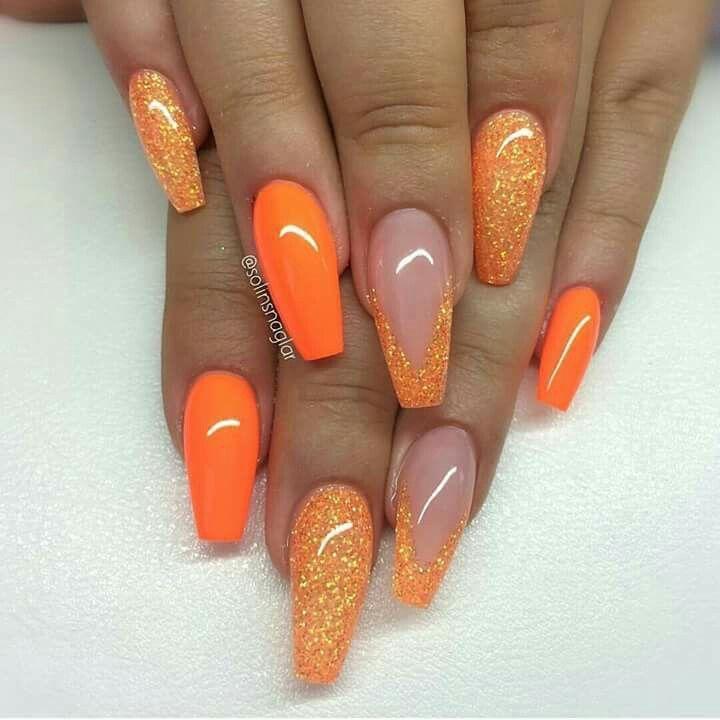 🍊 nails