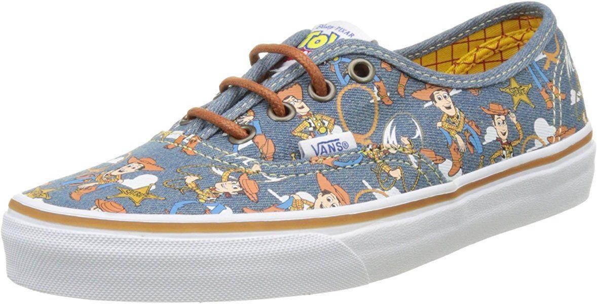 vans woody