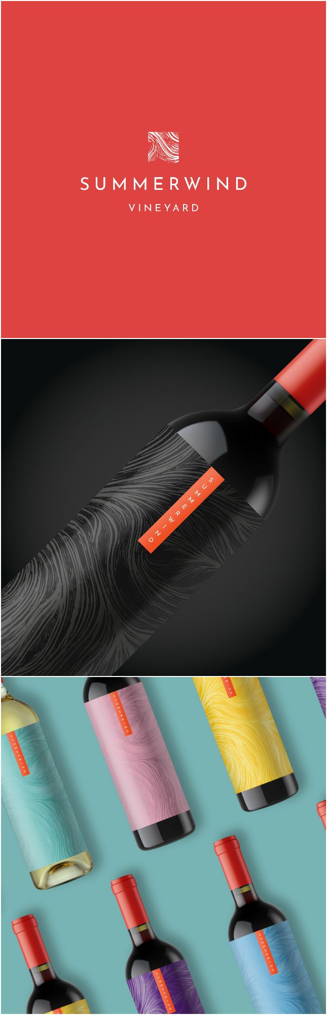Pin On Wine Brand And Packaging Design