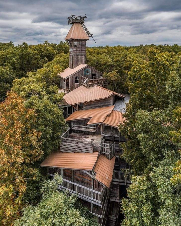 Abandoned Treehouse (With Images)