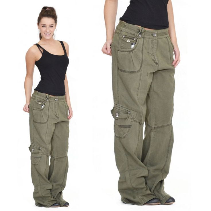 Army Surplus Combats Cargo Pants Women Cargo Pants Women Outfit Pants For Women