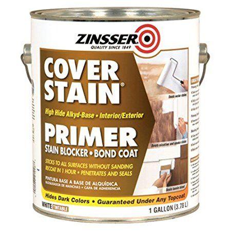Rust Oleum 262765 100voc Cover Stain Primer Exterior Stain Paint Primer