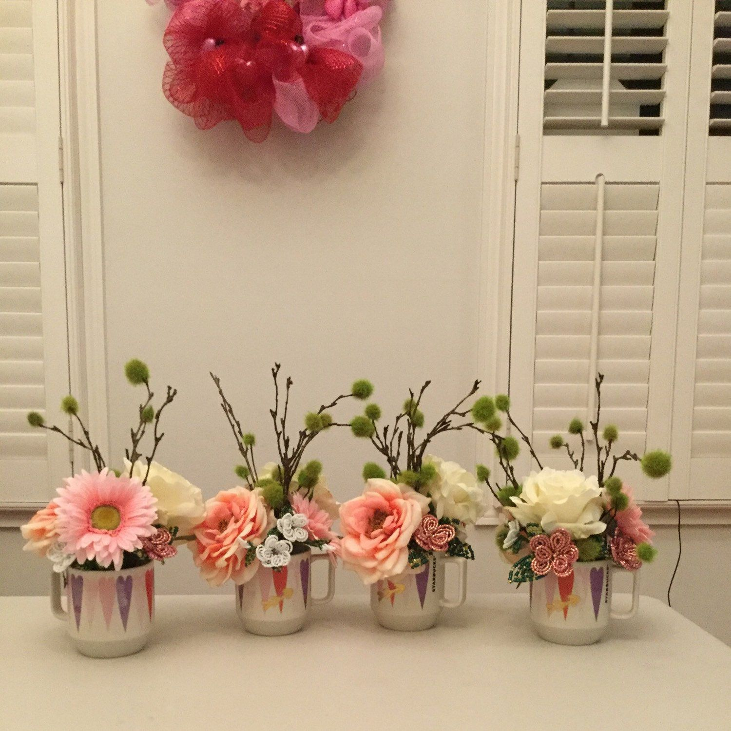 New Item At Zenwreath Flower Centerpieces Small Centerpieces