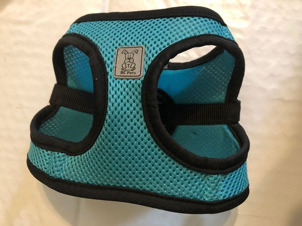 RC Pet Products Puppy/Small Dog Blue Harness Vest Soft