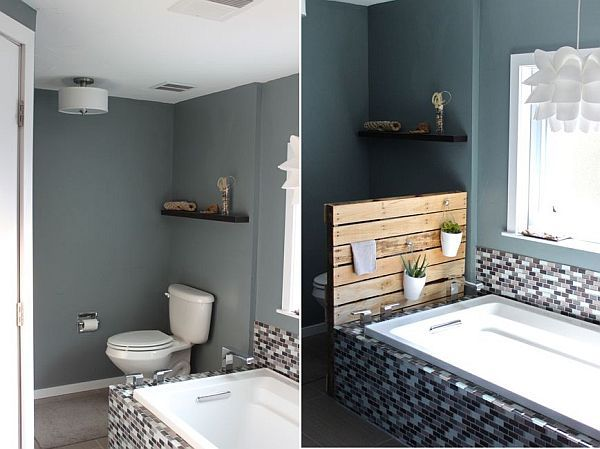 Interior Diy Bathrooms 5 simple diy shelf and planter combos for the bathroom plant bathroom