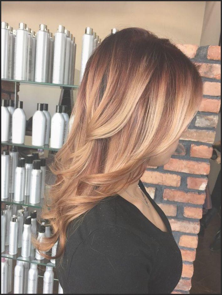 Haarfarbe Caramel Braun Haare Im Obre Look Trendige Haarfarben