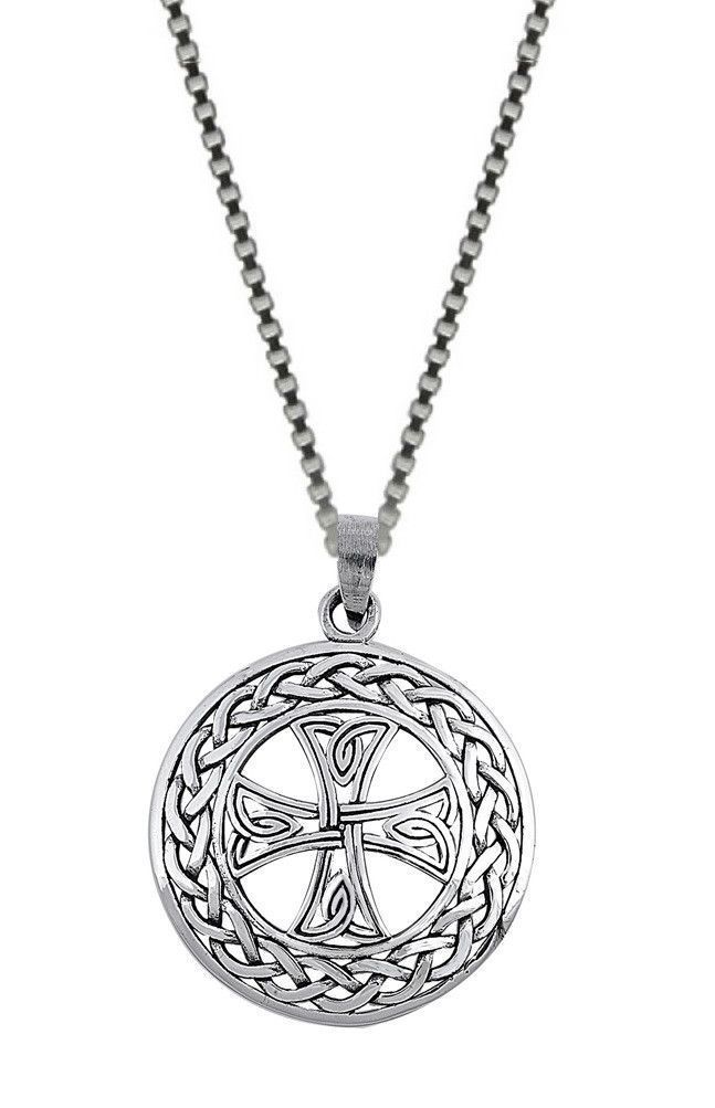 Sterling silver braided celtic cross necklace jewelry for men 24 sterling silver braided celtic cross necklace jewelry for men 24 inch silver cross necklace pinterest cross necklaces silver cross necklaces and aloadofball Gallery