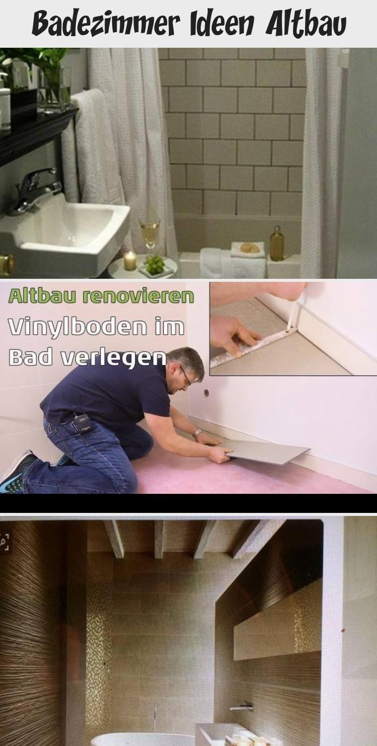 Badezimmer Ideen Altbau