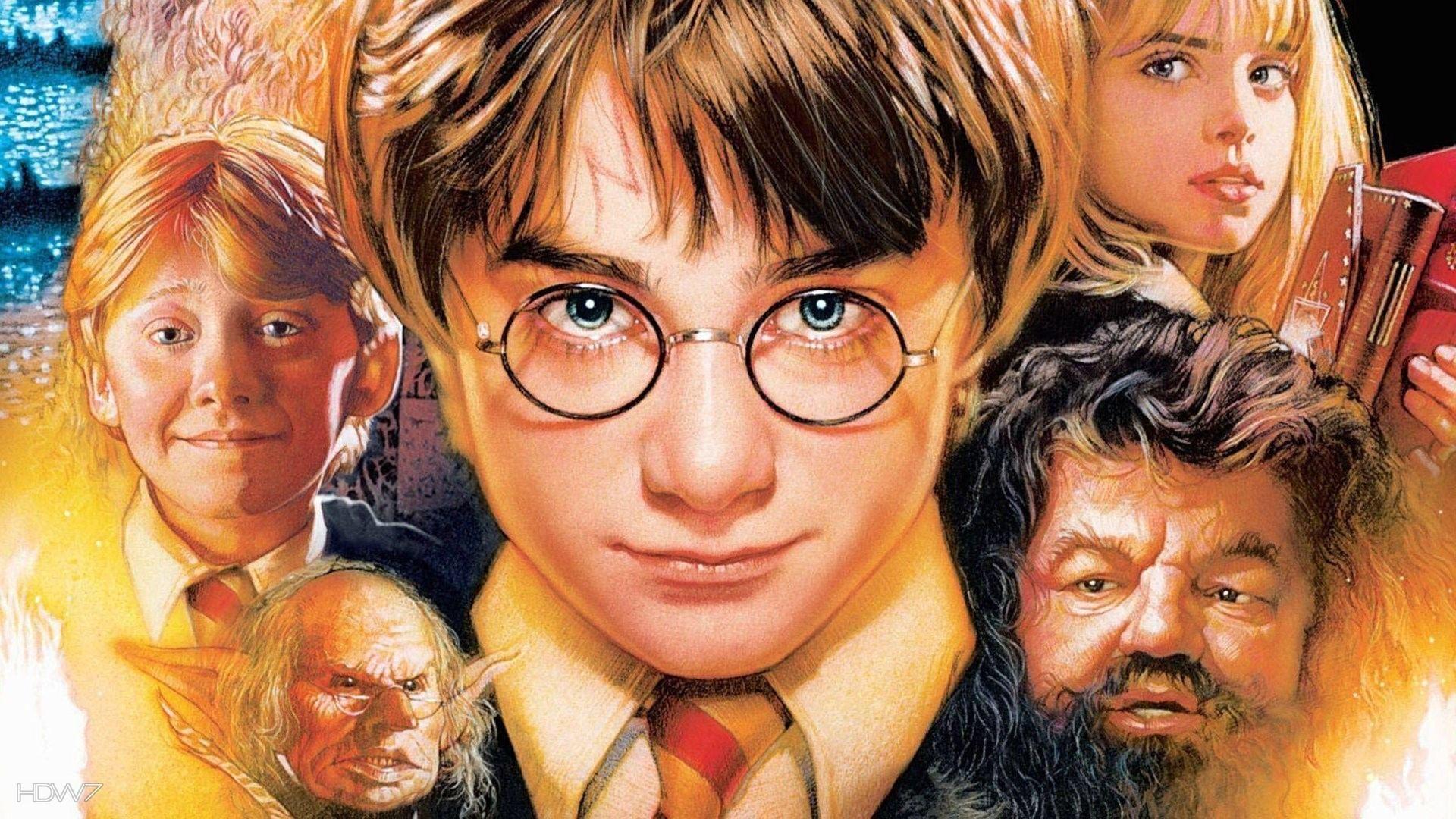 Harry Potter Movie Wallpaper 438037