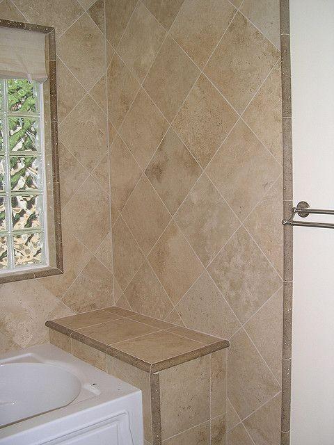 Travertine Tub Surround Ceramic Tub Tile Tiles Condo