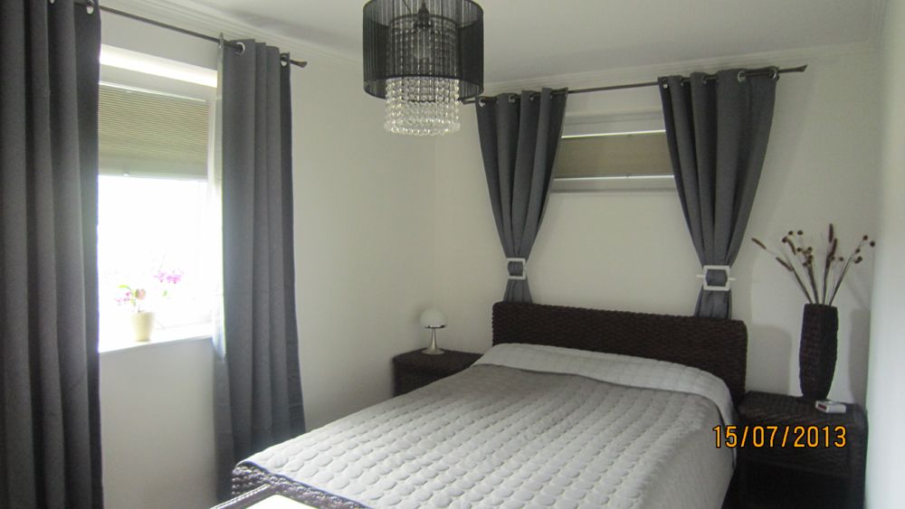 Wabenplissees zur verdunkelung des schalfzimmers pleated blinds for dimming the bedroom bed - Verdunkelung schlafzimmer ...