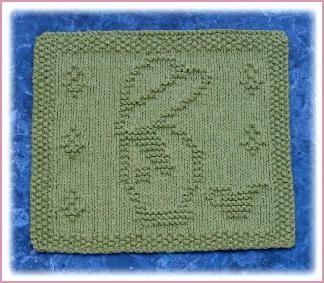 KnittingDishclothsFreePatterns
