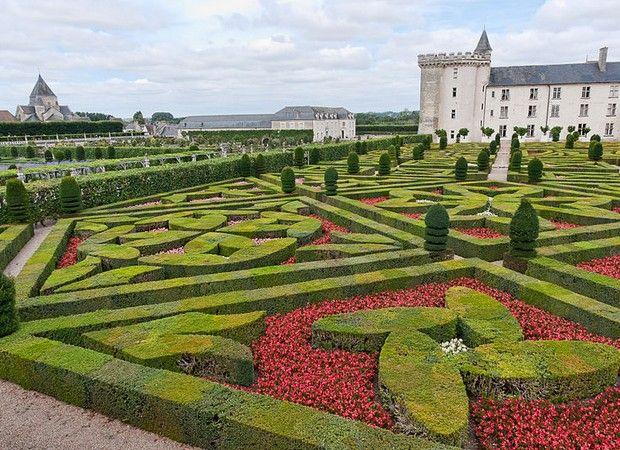 Découvrir Villandry : son château, ses jardins et ses alentours | My Loire Valley | Château de villandry, Jardins, Beaux jardins