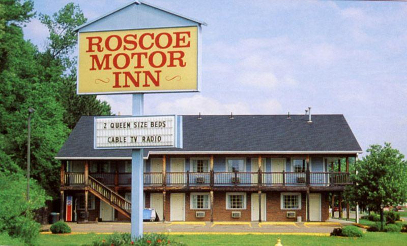 Roscoe Motor Inn In Coshocton Ohio Www Visitcoshocton Com