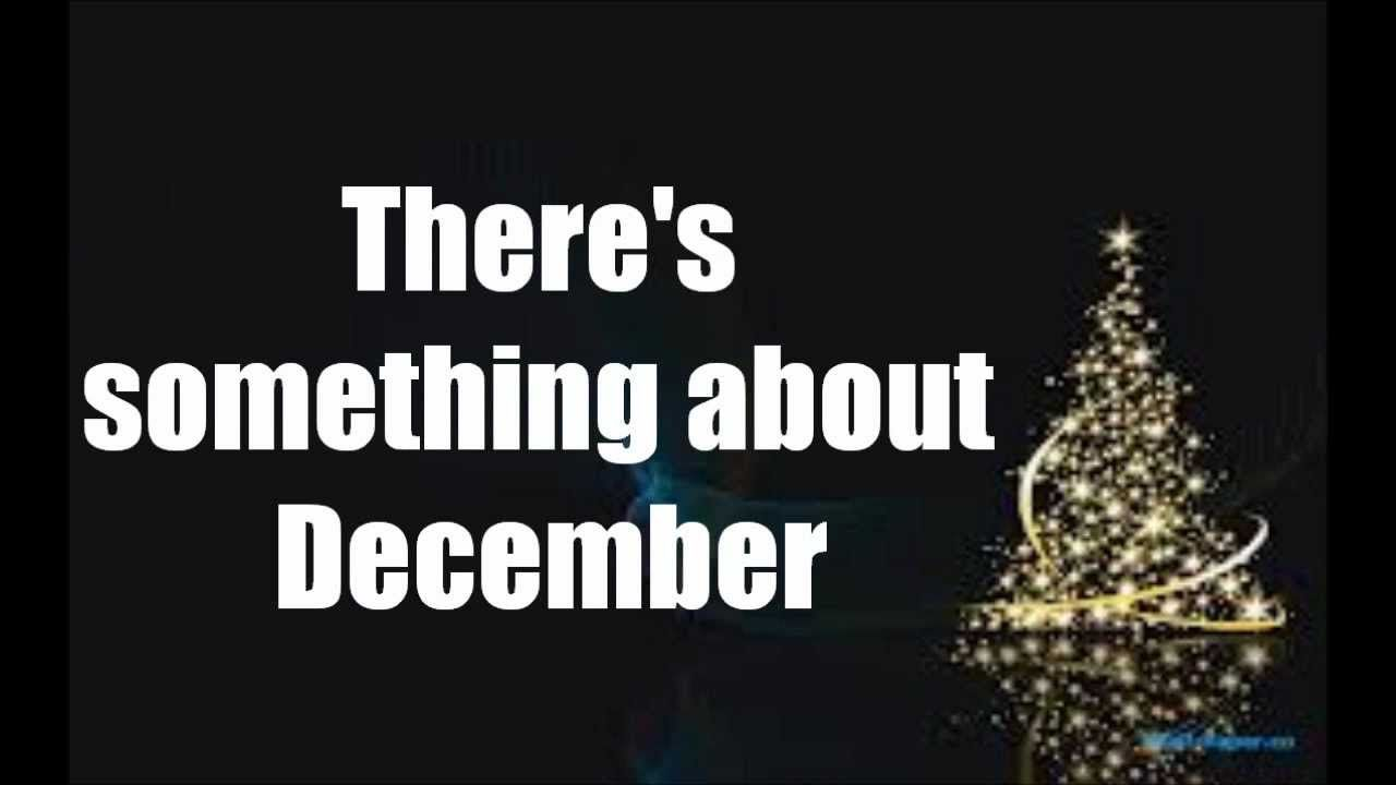 Christina Perri - Something About December (Official Lyric ...