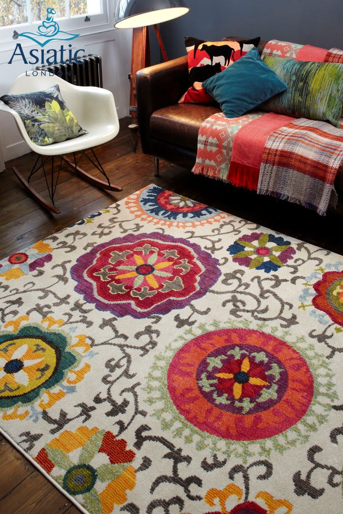 Asiatic Rugs Colores Rug Red
