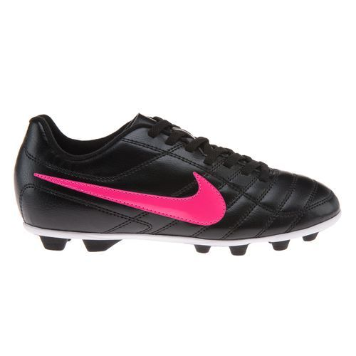 b8b6f3b11133 Holy Flipping Cute cleats I should have got Addison into soccer way sooner  Nike Kids' Jr. Chase Her Soccer Cleats