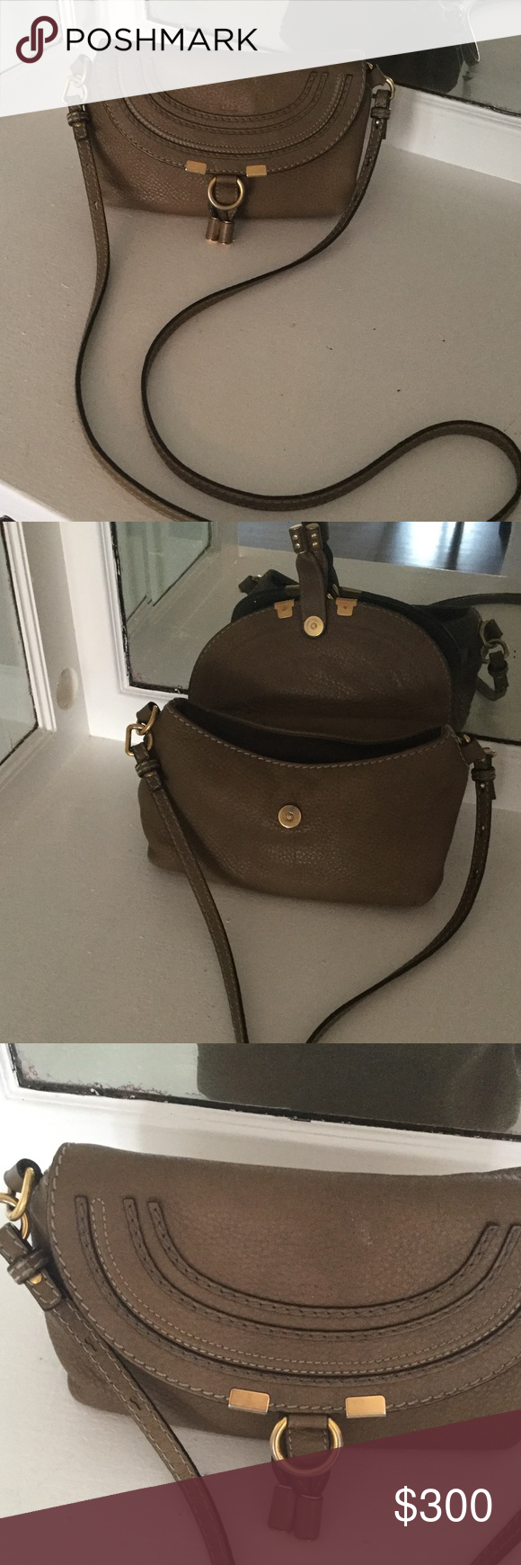 692c15e06dcb Chloe mini Marcie bag Mini Marcie Pochette. Preloved hence the great price.  I am pretty firm on the price as this is still a beautiful bag and I am  happy to ...