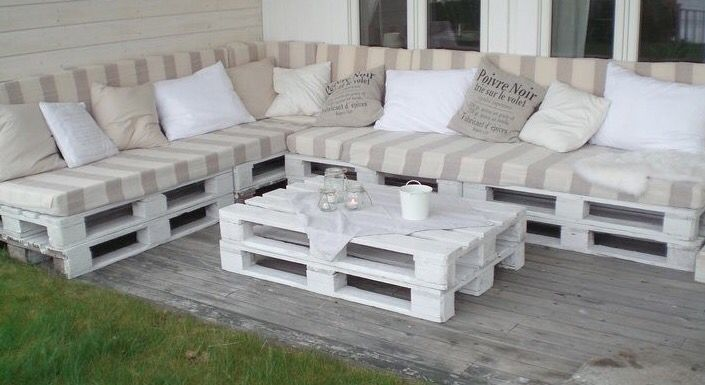 Making Garden Furniture With Pallets. Here Is An Amazing Selection Of 20  Ideas To Make Your Own Garden Furniture With Pallets! Be Inspiredu2026Have Fun  And. Part 80