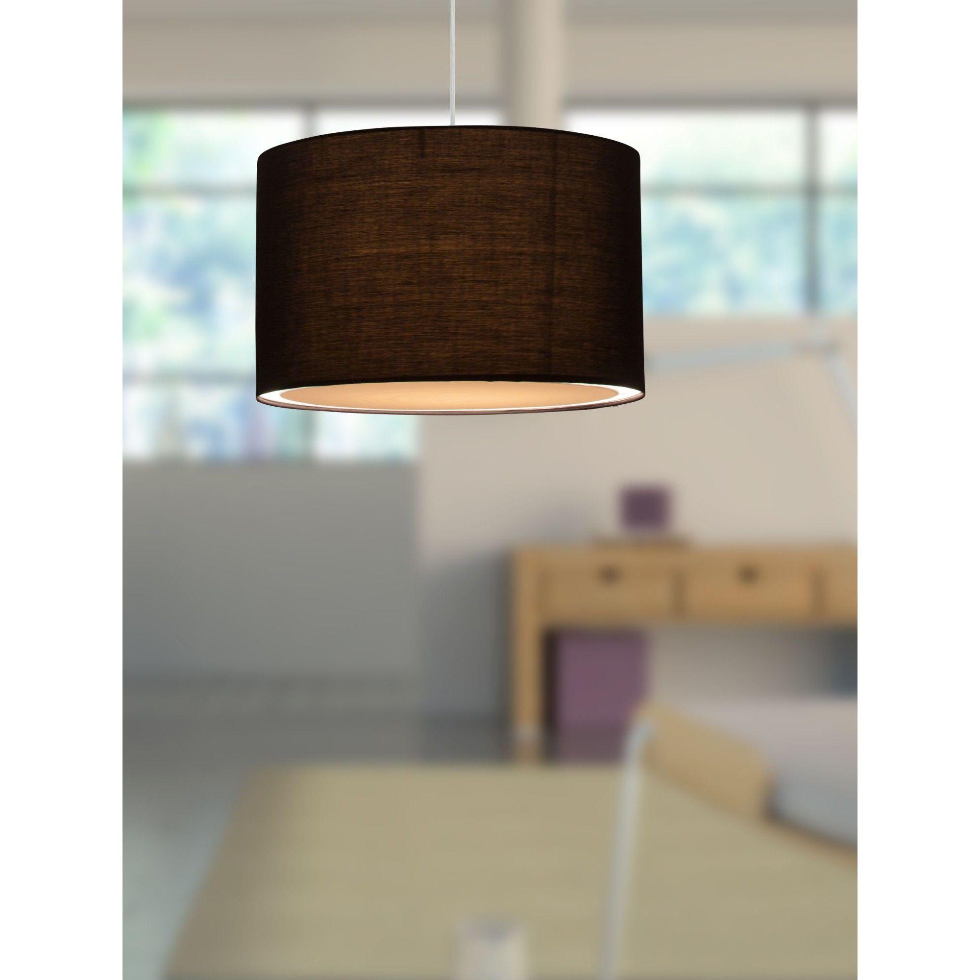 Claras hanglamp - zwart