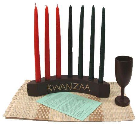 kwanzaa kinara set arch afro news and animals pinterest kwanzaa