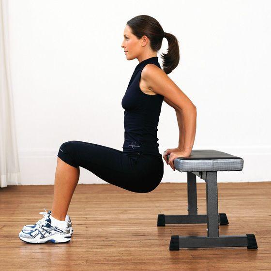 que ejercicio sirve para adelgazar brazos