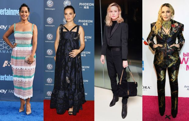 nice Celebrities Took Fashion Risks On The Red Carpet This Week