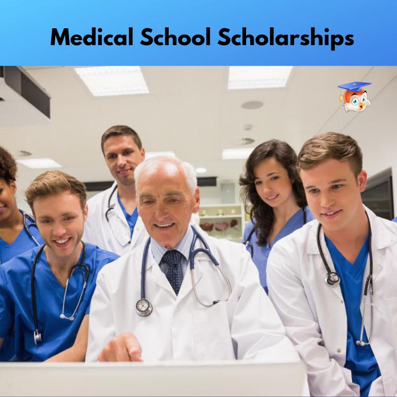 Medical School Scholarships | Medical school organization ...