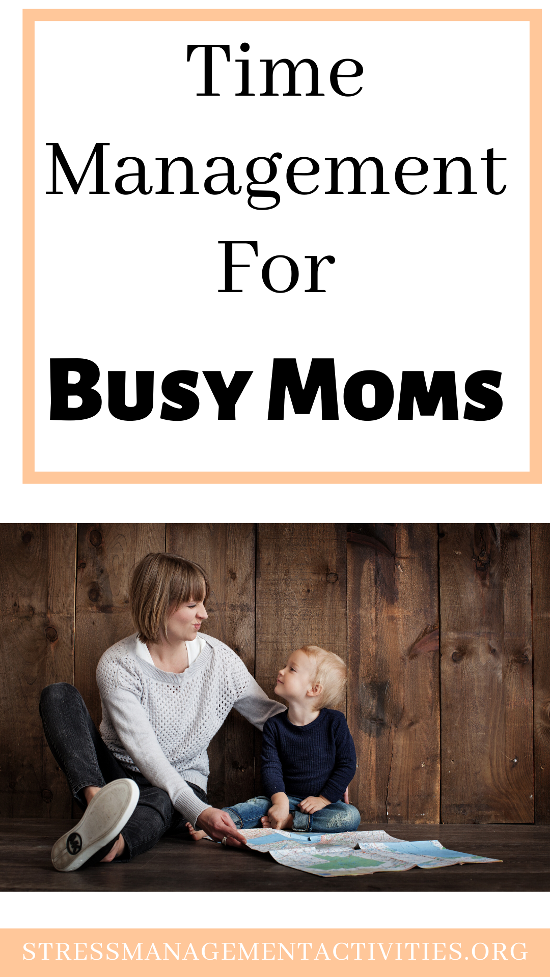 Time Management For Moms Who Need A Magic Wand