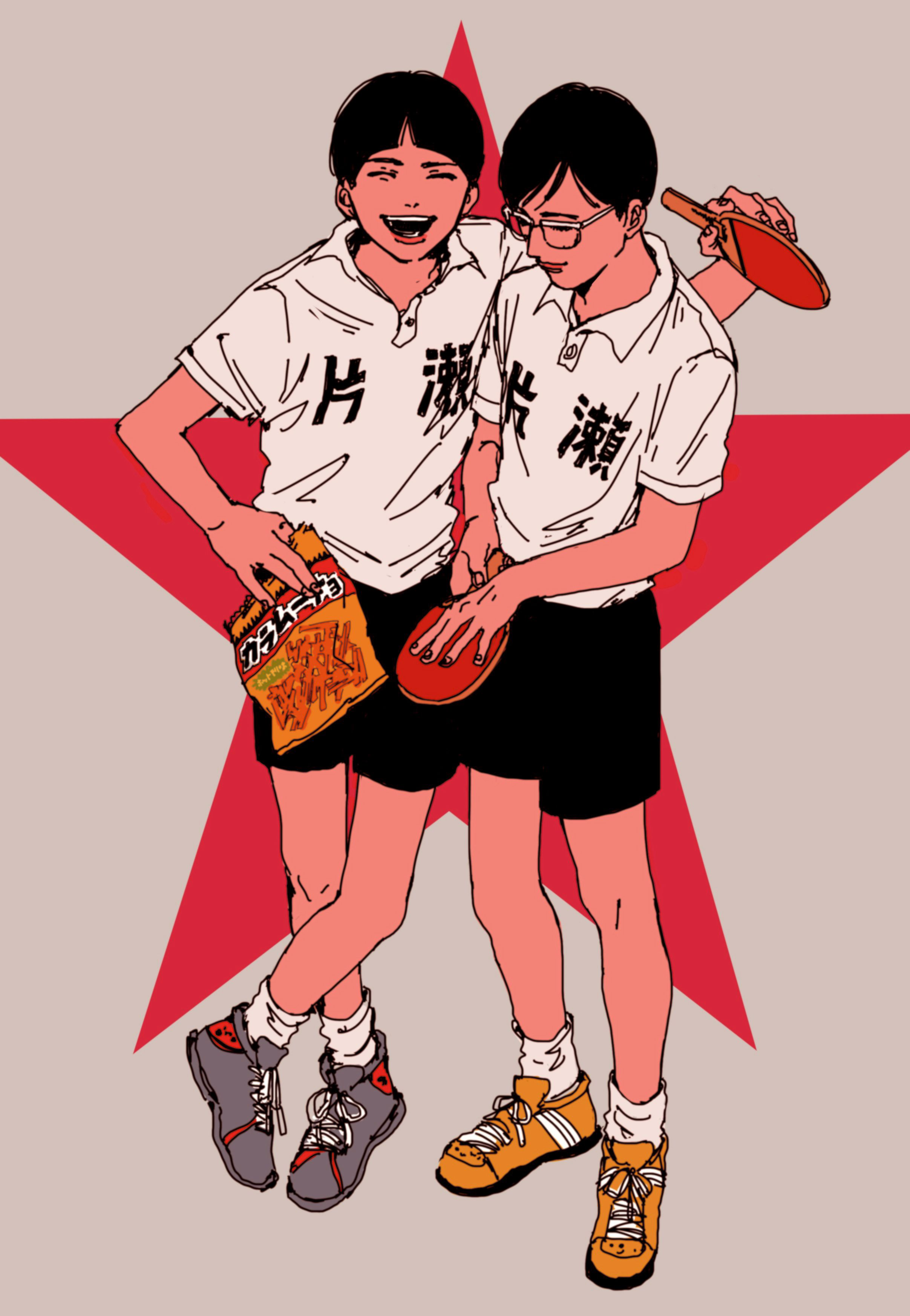 Ping Pong The Animation Nice Coming Of Age Story With Beautiful