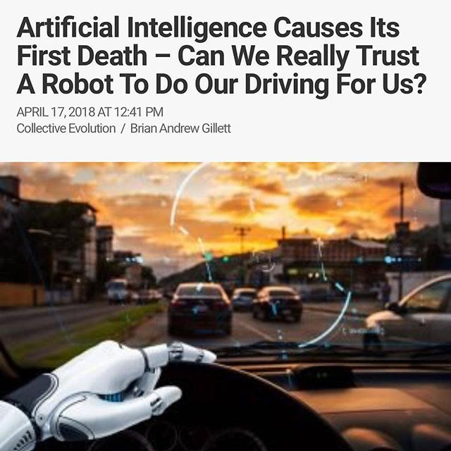 Did you ever think skynet was real?  On March 18th, 2018, the history of the automated vehicle industry was forever altered, as an automated vehicle caused its first reported fatality in #Tempe, #Arizona. A 49 year old woman named Elaine Herzberg, was struck and killed, by the vehicle while it was in autonomous mode.  A video released by #TempePolice is bringing up new questions as to why the systems failed to prevent the accident. The #Volvo SUV owned and operated by Uber collided with Herzberg