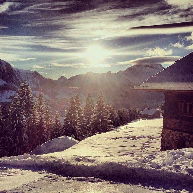 Le meilleur du ski c'est l'apres ski.
