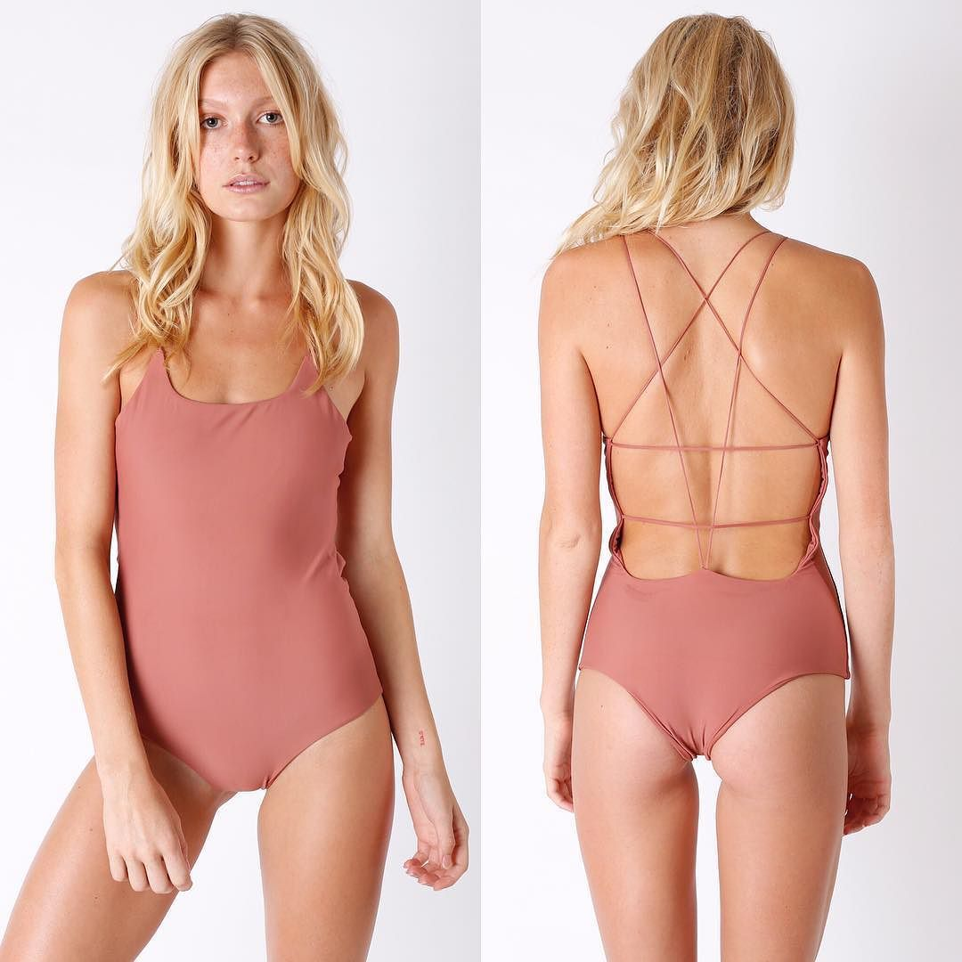 75e9af1bc1604 Introducing the @Mikoh Kilauea one piece in Lychee on Bikinibird.com Link  in Bio #bikinibird