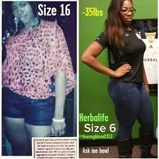 herbal life weight loss stories