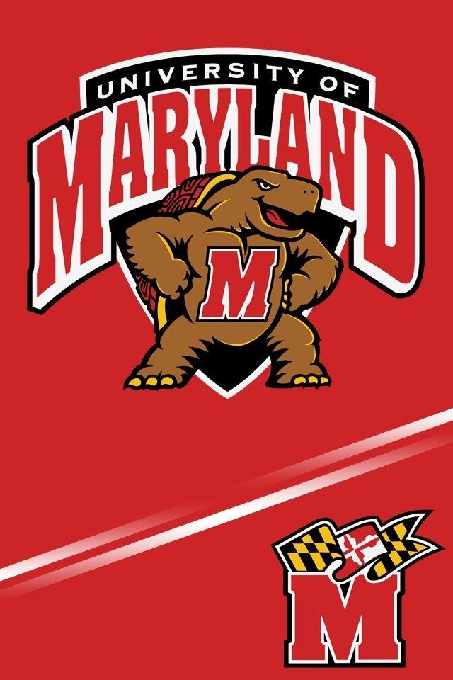 Maryland Terrapins Wallpaper 1 Maryland Terrapins Terrapins College Logo