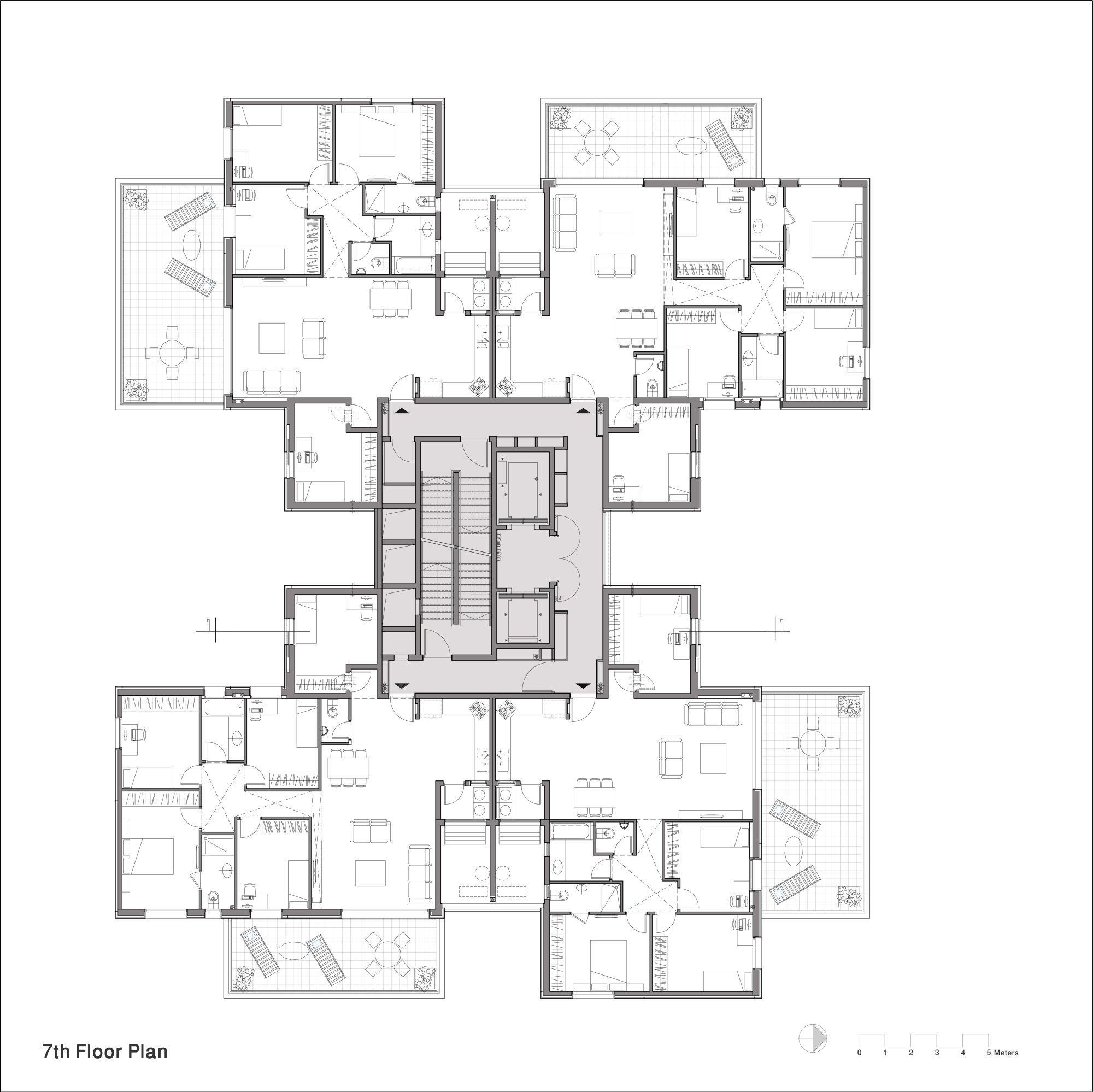 Gallery Of Z Design Building / Ami Shinar U2013 Amir Mann   15