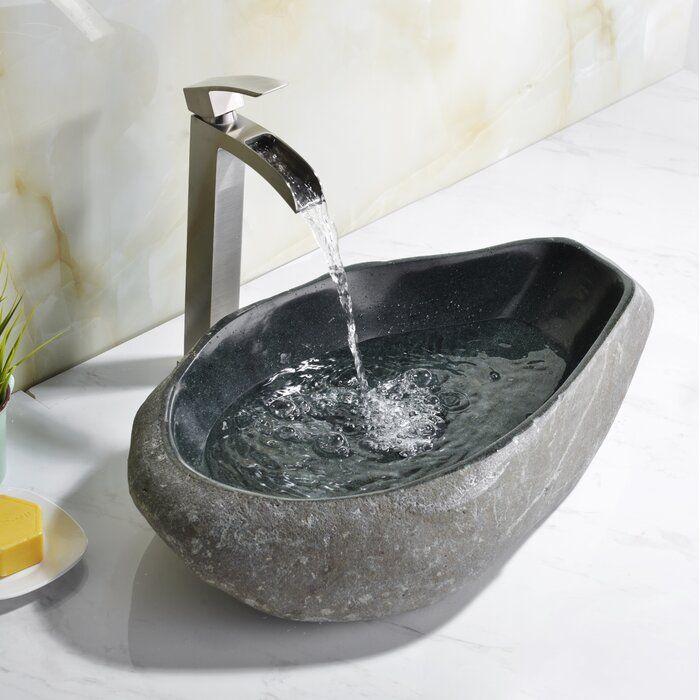 Specialty Stone Vessel Bathroom Sink In 2021 Bathroom Sink Stone Sink Stone Vessel Sinks