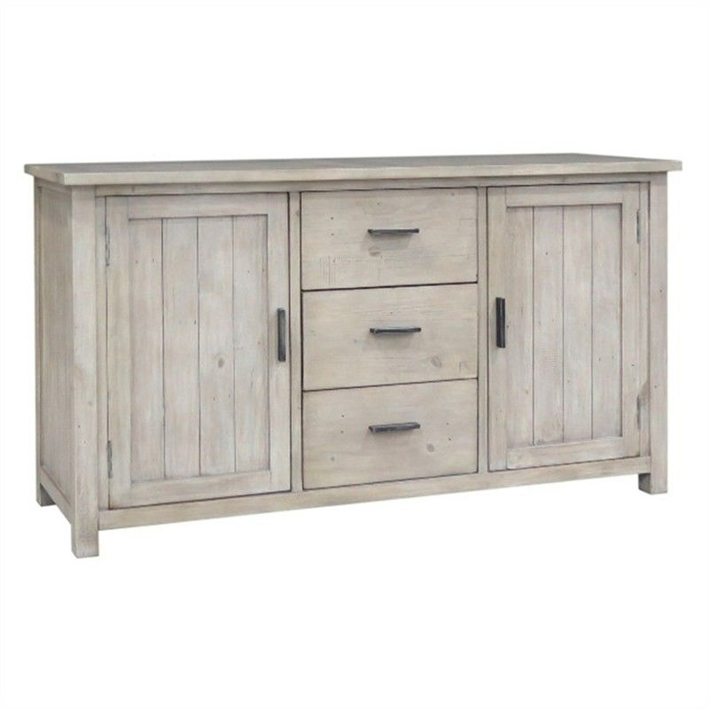 Luxury 2 Door Buffet Cabinet